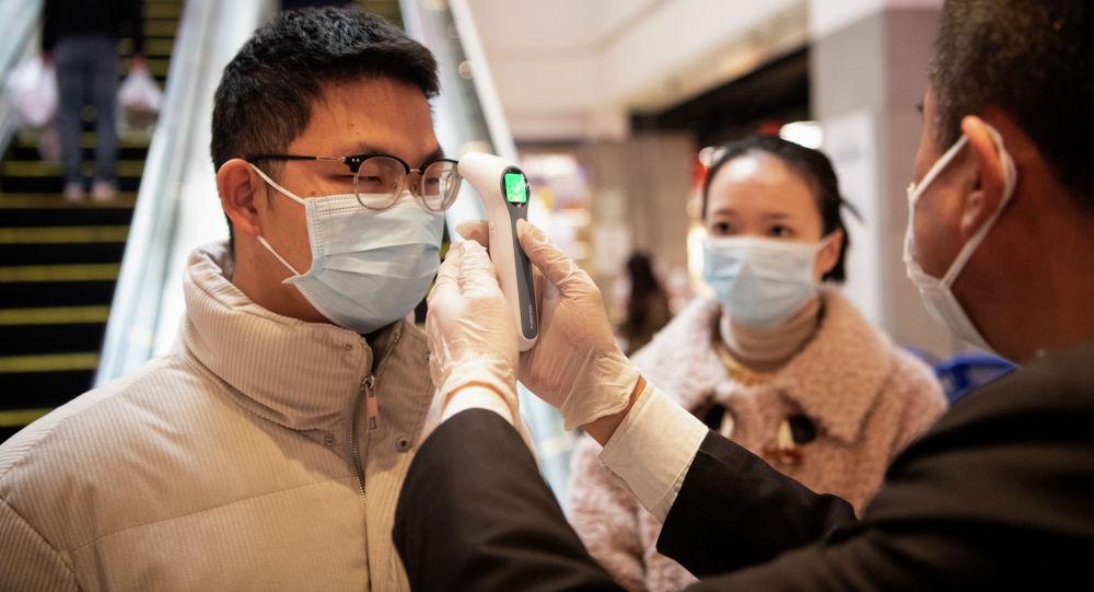 Вспышка коронавируса в Китае