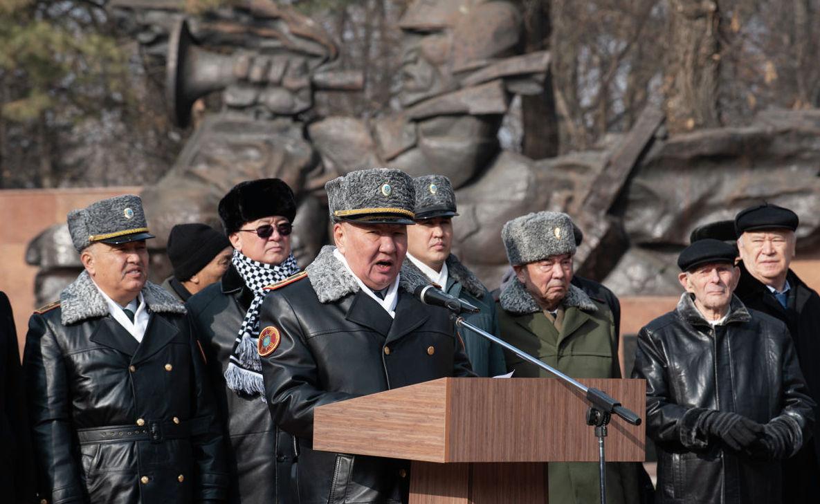 Мухаметкали Сатов – заместитель Главнокомандующего Национальной гвардией Республики Казахстан по воспитательной и социально-правовой работе