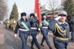 Знамя Панфиловской дивизии пронесут по 40 городам Казахстана - видео