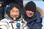 Астронавтка Кристина Кук вернулась на землю с рекордом - видео NASA