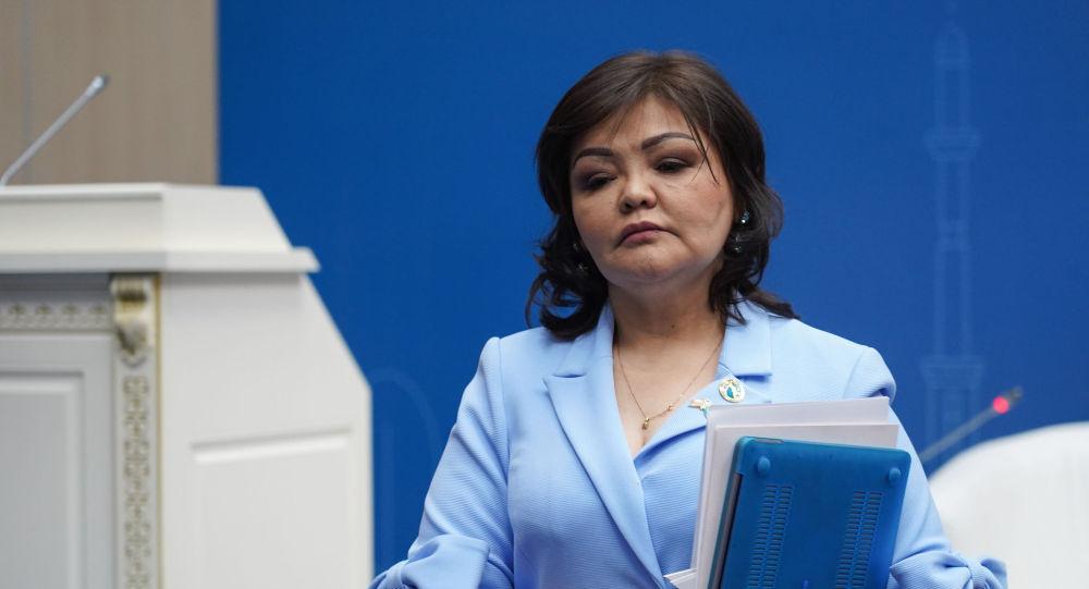 Айман Омарова
