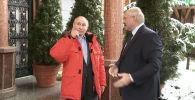И везет же вам, и снега море: Лукашенко приехал к Путину в Сочи