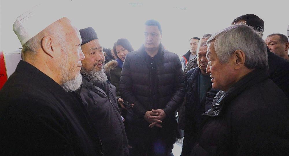Бердібек Сапарбаев бастаған үкімет комиссиясы Қордайға барды