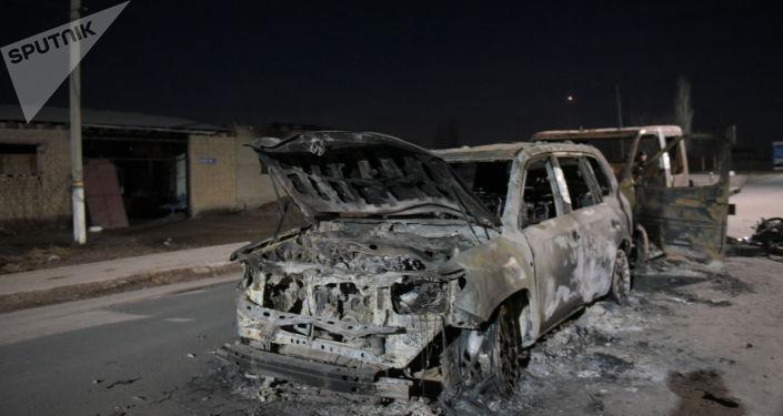 Ситуация в Кордайском районе