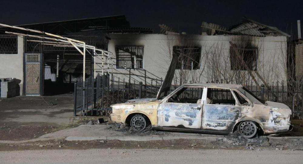 Беспорядки в Кордайском районе: открыто 25 уголовных дел