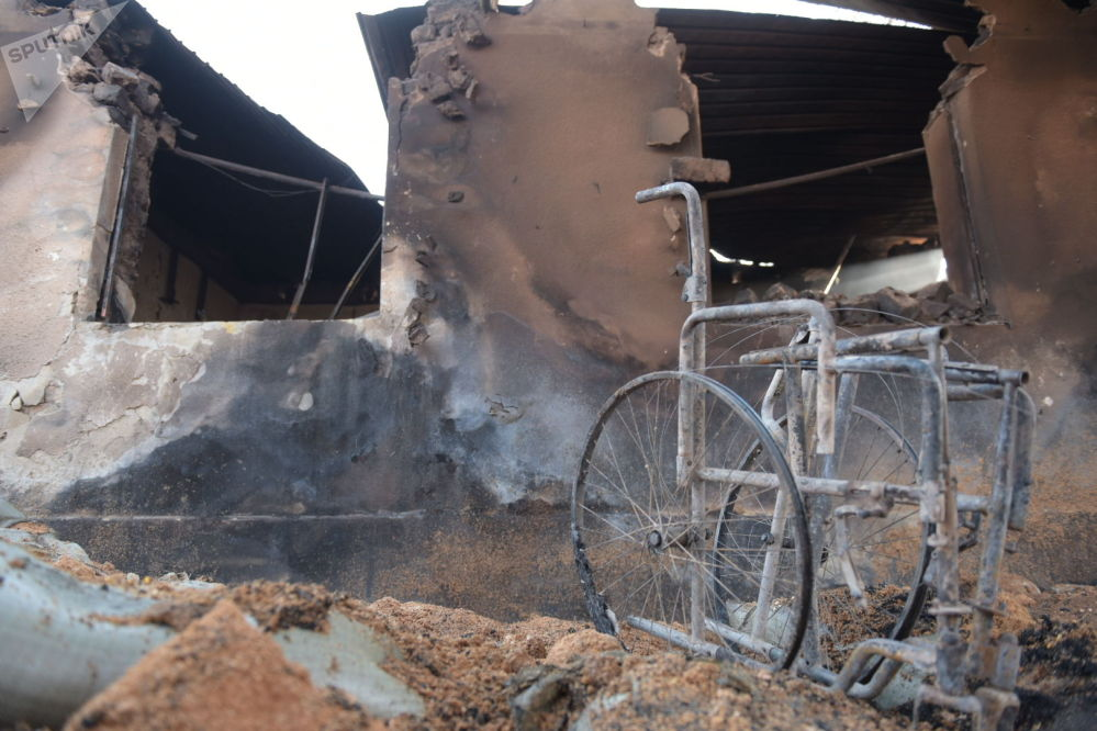 Масанчи после беспорядков