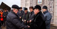 Сапарбаев в Кордае семья Дархана