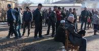 Қаракемер ауылының тұрғындары
