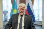 В МИДе работают особенные люди: посол России в Казахстане поздравил коллег с праздником