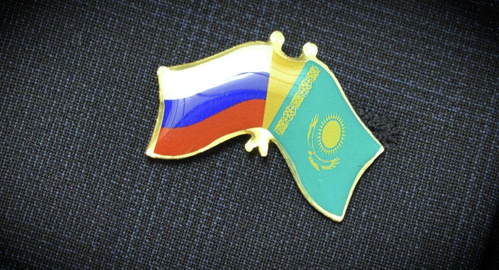 Қазақстан-Ресей төсбелгісі