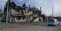 Как выглядит село Масанчи после массовых беспорядков