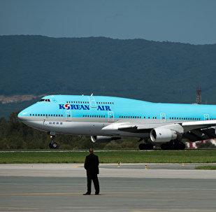 Korean Air ұшағы