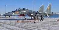 Истребитель Су-30СМ поколения 4++