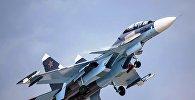 Истребитель Су-30СМ, архивное фото