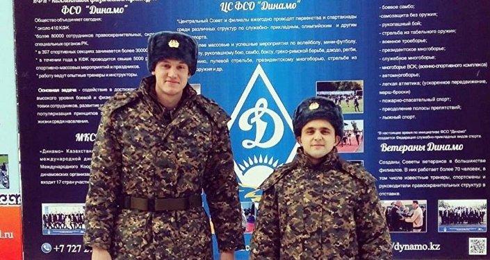 Баландин и Рахимов пополнили ряды казахстанской армии
