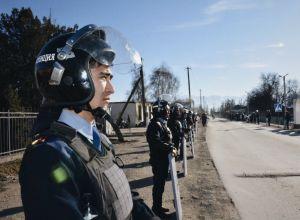 Қордайдағы полиция