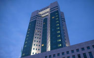 Здание правительства в Нур-Султане