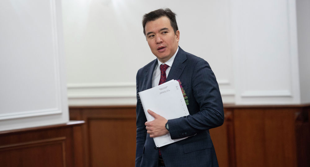 Ұлттық экономика министрі Руслан Дәленов мәлімдеді
