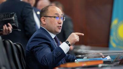 Министр информации и общественного развития Абаев Даурен