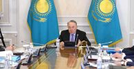 Елбасы Нұрсұлтан Назарбаев Қауіпсіздік кеңесінің отырысын өткізді