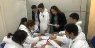 Учения против коронавируса