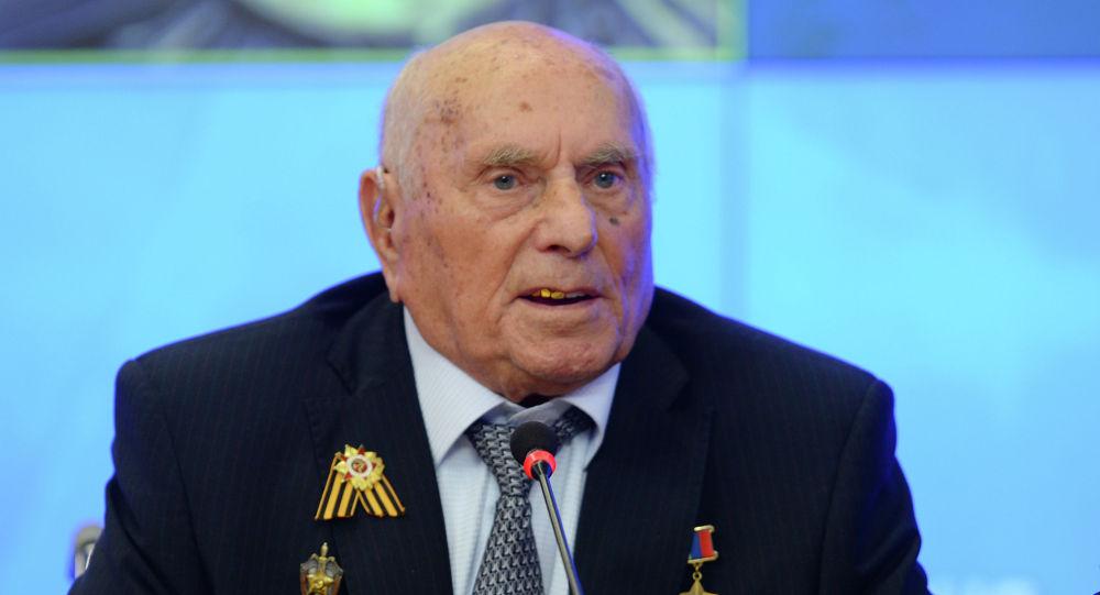 Аты аңызға айналған кеңес барлаушысы, Екінші дүниежүзілік соғыс ардагері Алексей Ботян
