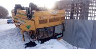 ДТП с автобусом в Актообе