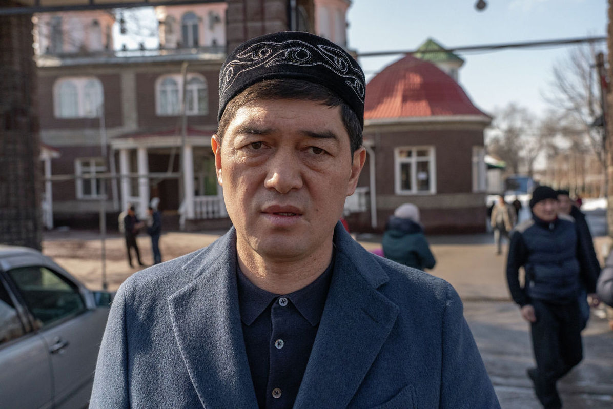 Заместитель председателя этнокультурного центра Щинсын Хусейн Маянху