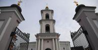 Храм Святителя Николая в Москве, где мужчина во время службы ранил ножом двух человек
