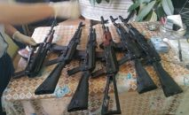 В Шымкенте осуждены участники преступной группы за незаконное изготовление и сбыт оружия Напечатать страницу