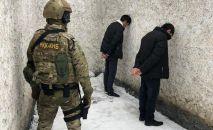 В Алматы задержаны и с санкции суда подвергнуты аресту два приверженца деструктивного религиозного течения