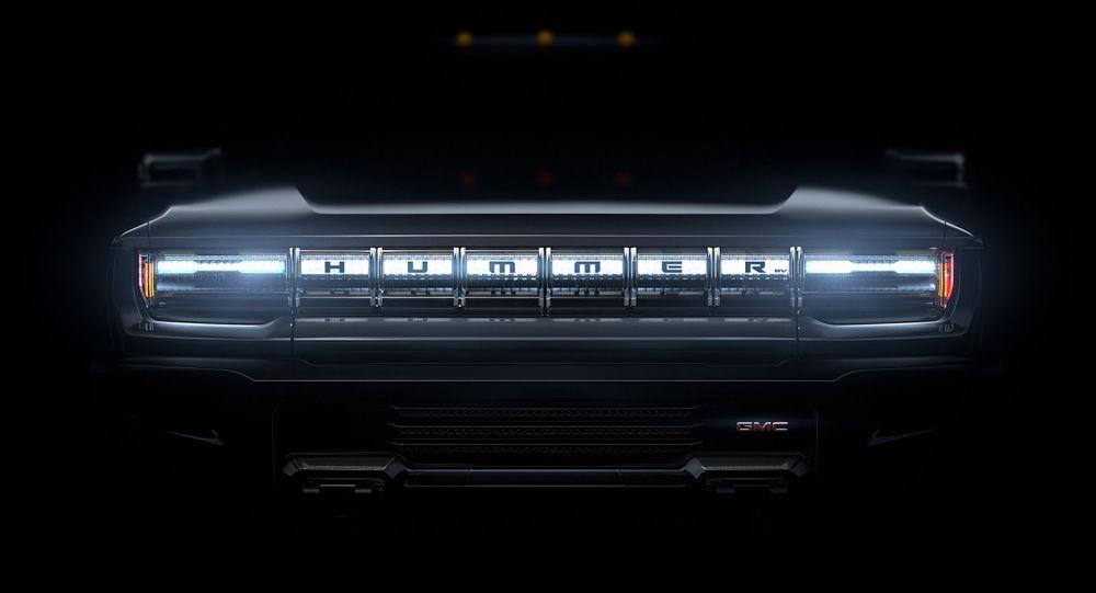 Концерн General Motors официально объявил о возвращении на рынок легендарного автомобиля Hummer, который был снят с производства в 2010 году