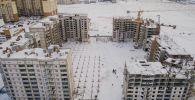 Строительство проблемных ЖК в Нур-Султане