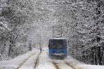Трамвай, архивное фото