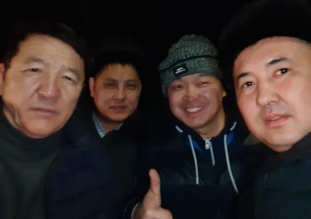Гражданина Китая Джана Сяобо спасли из снежного плена на севере Казахстана