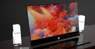 Apple хотят создать стеклянный iMac
