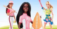 Коллекция игрушек олимпийских игр 2020