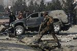 Ауғанстан астанасы Кабулда теракт болды