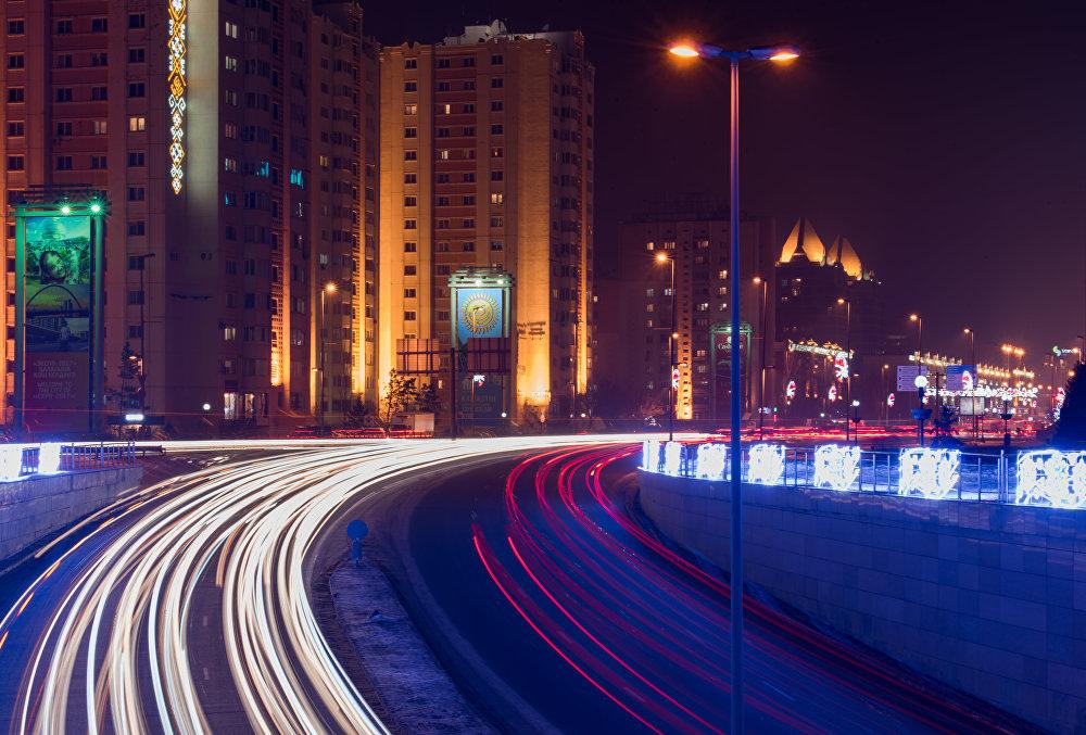 Жаңажылдық Астана-2017