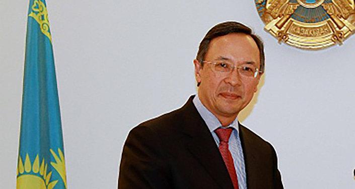 Астана готова кпроведению переговоров поСирии— МИД Казахстана