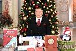 Қазақстан Республикасының президенті Нұрсұлтан Назарбаев