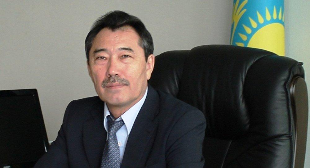 Ергазы Нургалиев