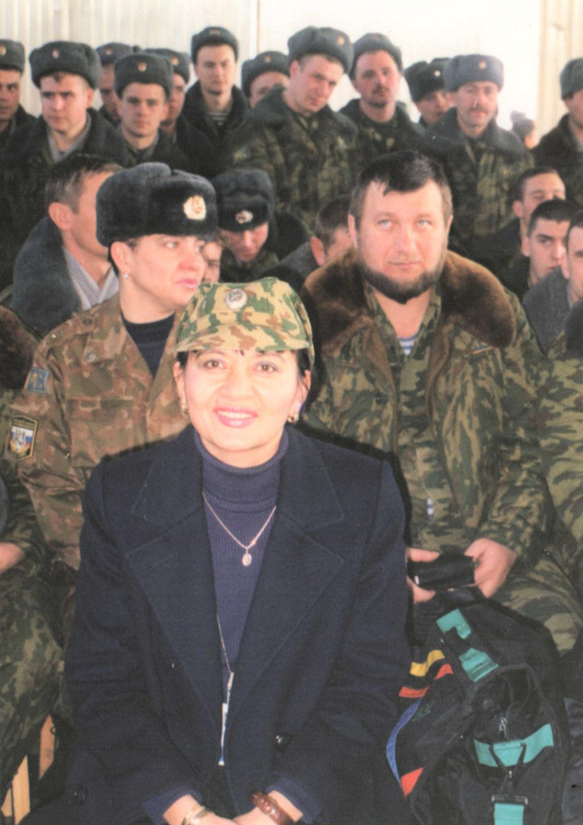 Миротворческая миссия, 2001 год, Косово