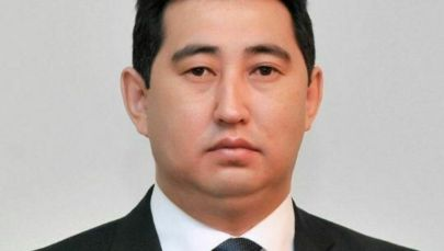 Первый вице-министр сельского хозяйства Казахстана Айдарбек Сапаров