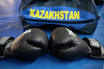 Тренировка сборной по боксу