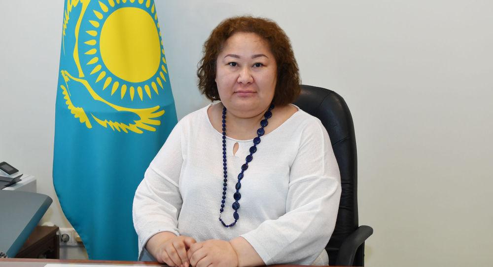 Жанель Кушукова