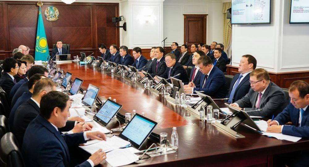 Правительство Казахстана