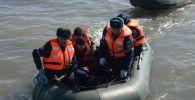 В Казахстане стартовали противопаводковые учения спасателей