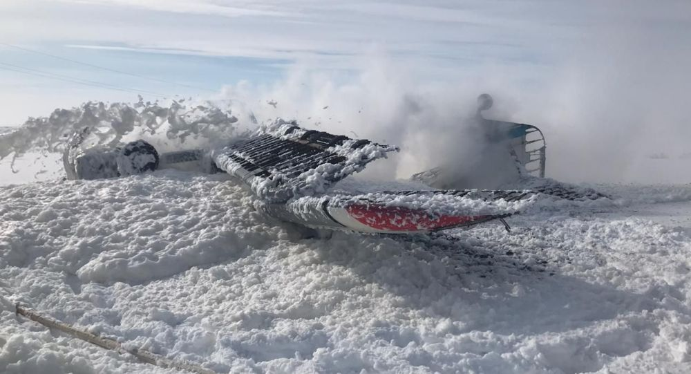 АН-2 совершил вынужденную посадку близ Усть-Каменогорска