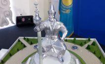 Предлагаемый макет монумента Абылай хану